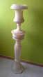 colonne et vase en albatre Laroque (34)
