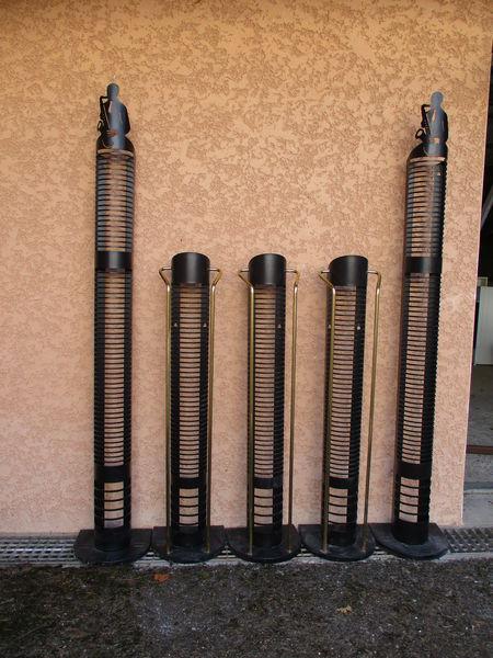 5 colonnes rangement CD 0 Fontaines-sur-Saône (69)