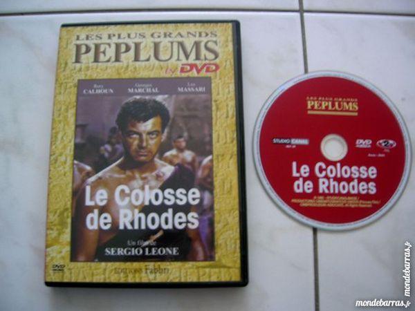 DVD LE COLOSSE DE RHODES - Péplum 9 Nantes (44)