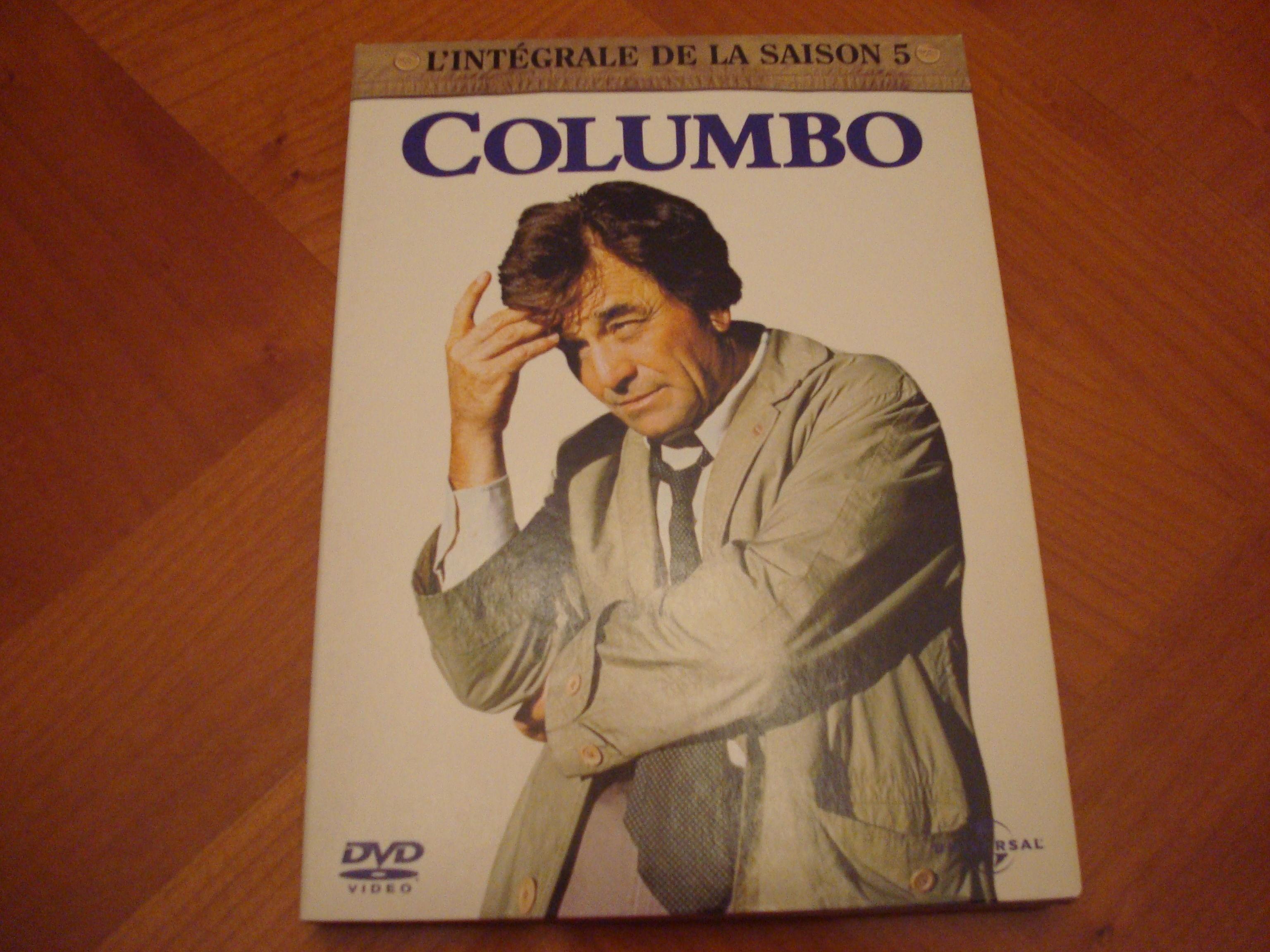 Columbo saison 5 12 Ars-sur-Moselle (57)