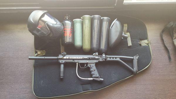 bt4 combat et accessoires  125 Nice (06)