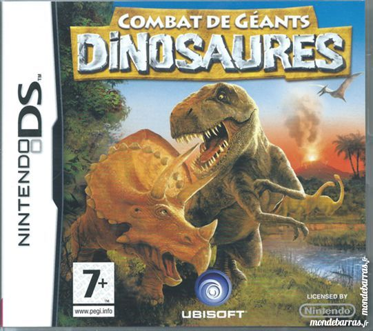 Combat de géants Dinosaures (26) 25 Tours (37)