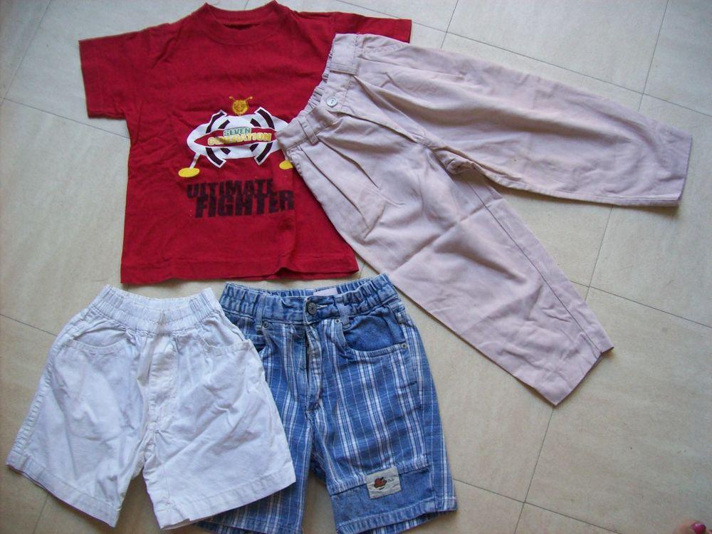 combi, bodies, chapeau, t.shirt ...2-3 ans - zoe 1 Martigues (13)