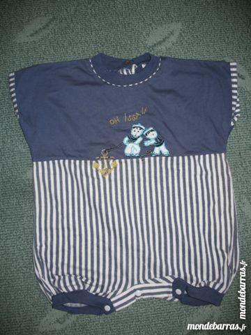 Combi-short (ou body) - 18 mois Vêtements enfants