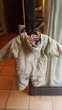 Combinaison de ski beige Marèse très chaude Vêtements enfants