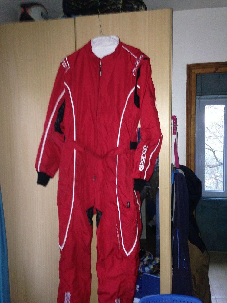 combinaison, chaussures, casque, gants karting 30 Tersanne (26)