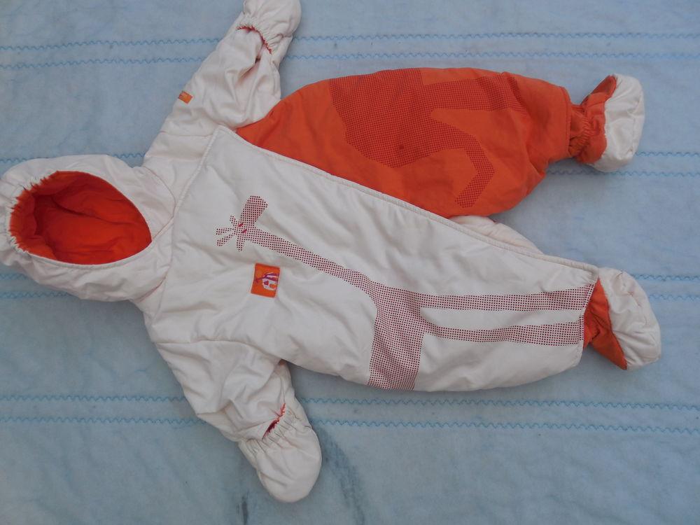 combinaison  hiver bébé   3 mois  , de marque MARESE    10 Pontault-Combault (77)