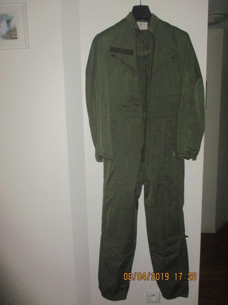 Combinaison Pilote Char Vêtements