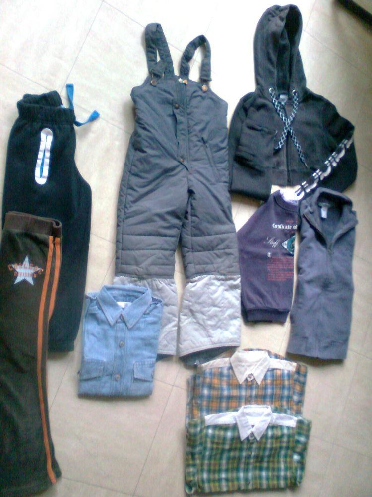 combinaison de ski+vêtements 6 ans - zoe 2 Martigues (13)
