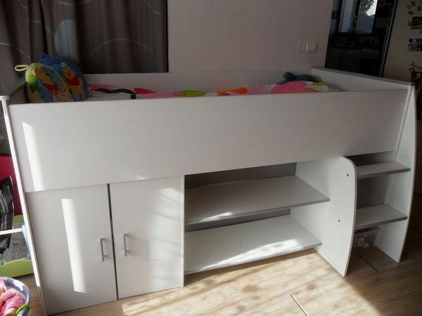 lits enfant occasion dans le limousin annonces achat et vente de lits enfant paruvendu. Black Bedroom Furniture Sets. Home Design Ideas