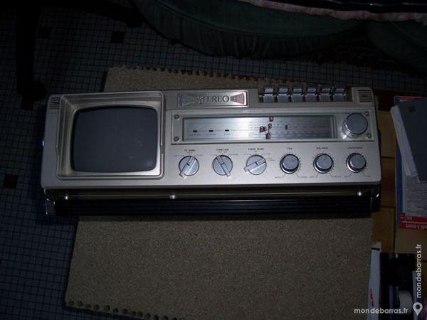 COMBINE RADIO CASSETTE ET TELEVISION 45 Soullans (85)