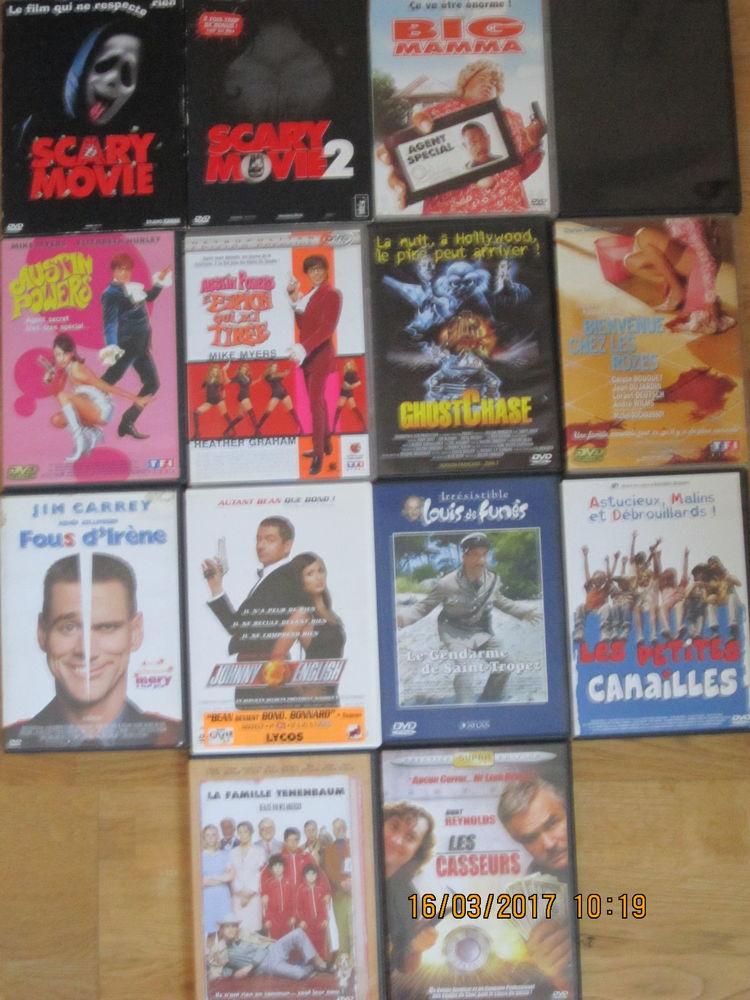 DVD comédie / amour 19 Éleu-dit-Leauwette (62)
