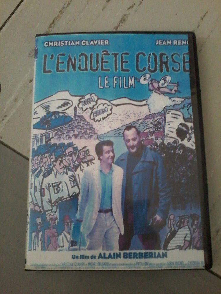 Dvd  comedie enquête corse  5 Tourcoing (59)