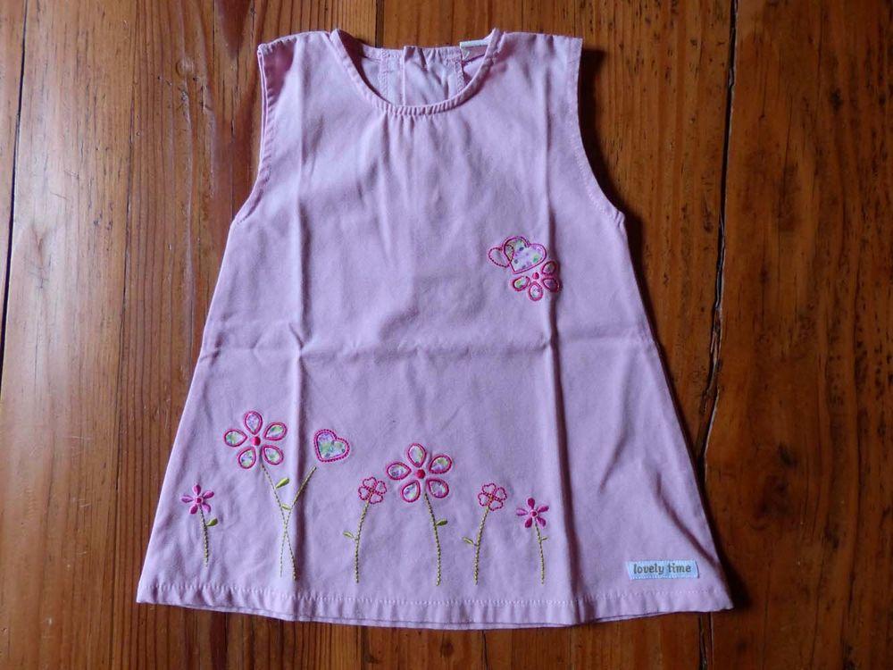 Comme neuf : robe en coton taille 3 mois 3 Strasbourg (67)