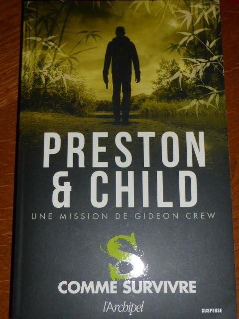 S comme survivre Preston & Child 5 Rueil-Malmaison (92)