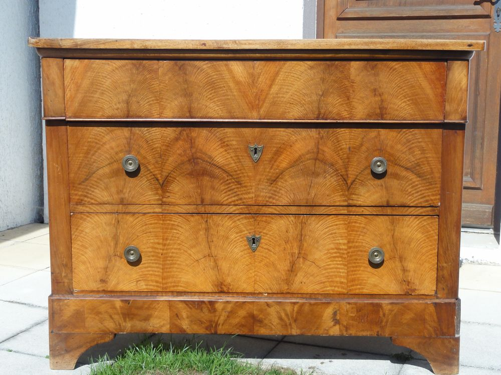 Commode ancienne louis philippe merisier