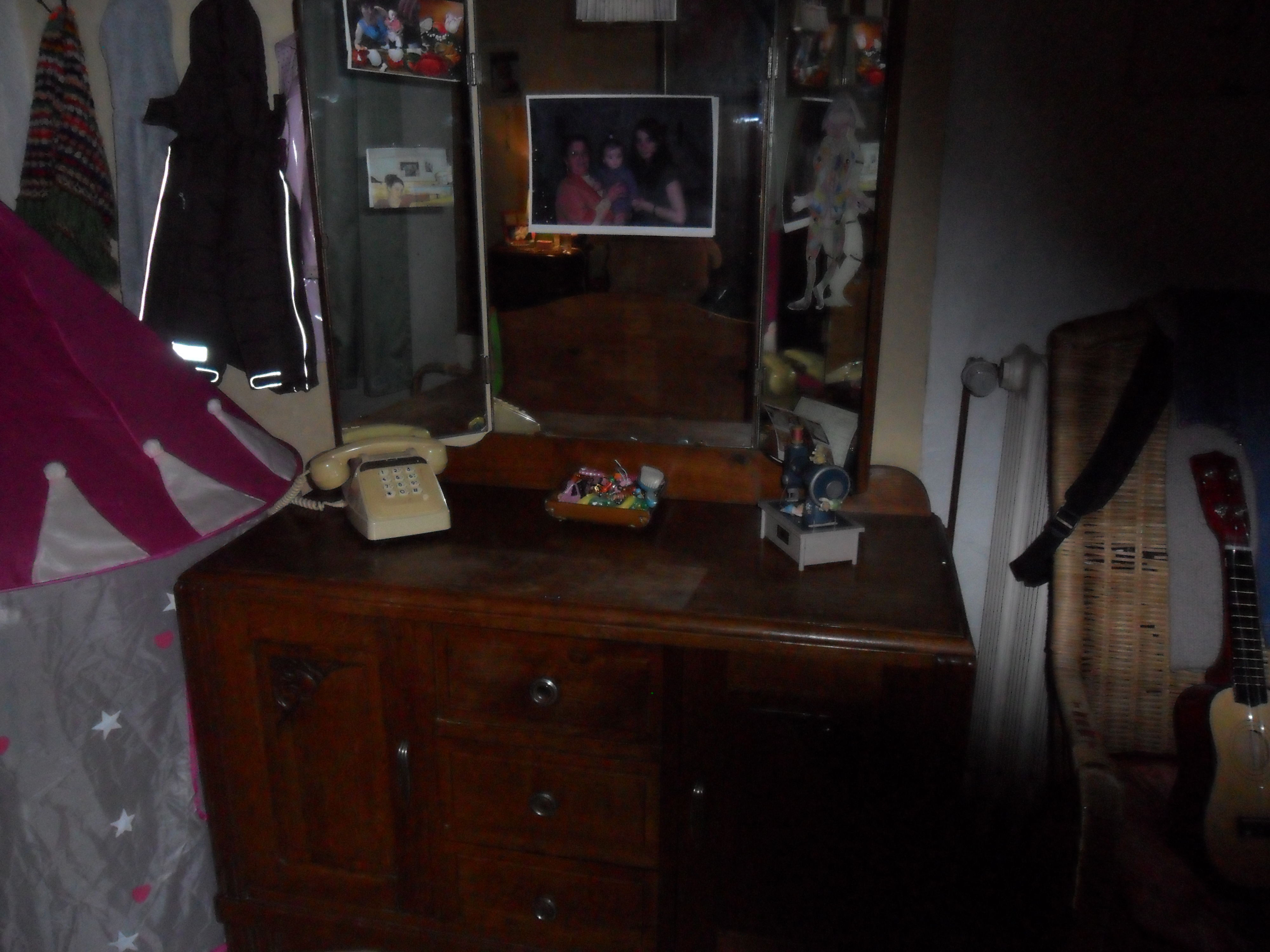 commode ancienne 70 Esbly (77)