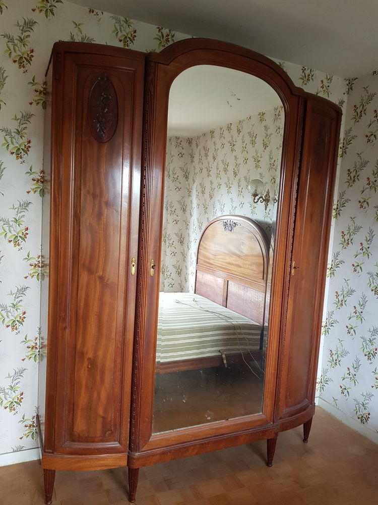 lit commode et armoire assortis Meubles