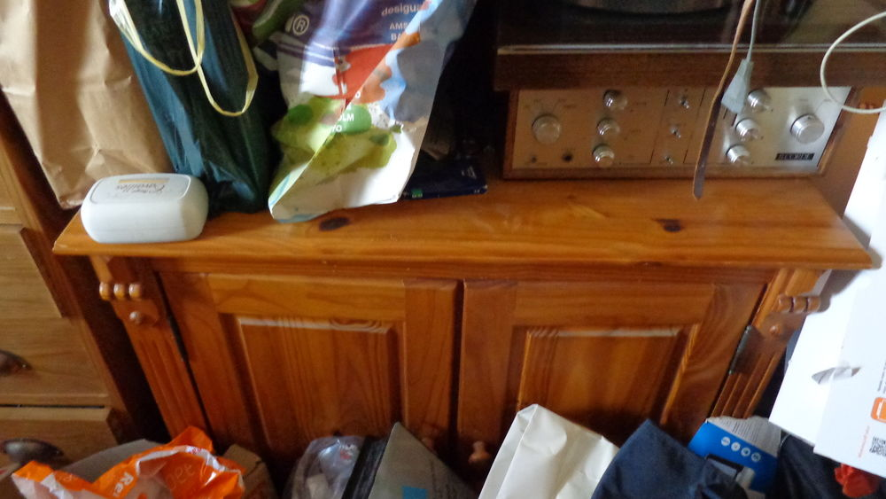 COMMODE BOIS MASSIF  72 Neuilly-sur-Seine (92)