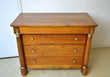 Commode Empire en Noyer Massif Meubles