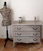 COMMODE SHABBY CHIC 150 Marseille 11 (13)