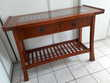 Commode style asiatique