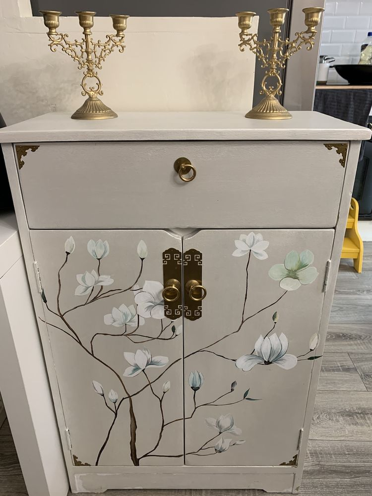 commode style asiatique 85 Magny-le-Hongre (77)