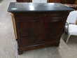 Commode style Louis Philippe dessus marbre