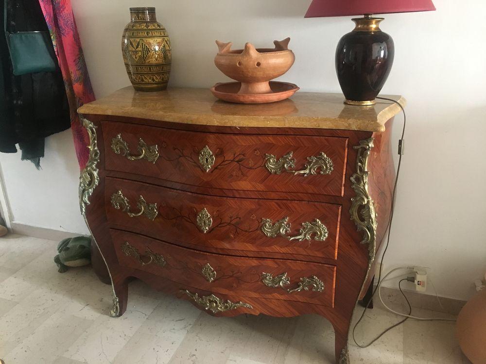 Commode Style Louis XV en bois de rose 500 Aix-en-Provence (13)