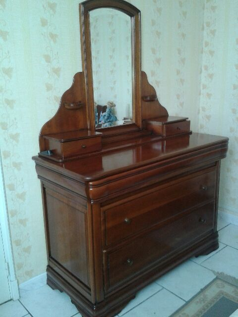 Commode style Louis Philippe 350 Talais (33)
