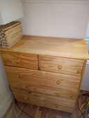 Commode en pin  50 Antony (92)