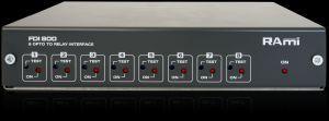 Commutateur RAMI FDI 800 audio, signalisation? 55 Boulogne-Billancourt (92)