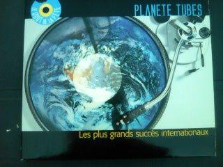 COMPACT DISC AUDIO   PLANETE  TUBES   3 Douai (59)