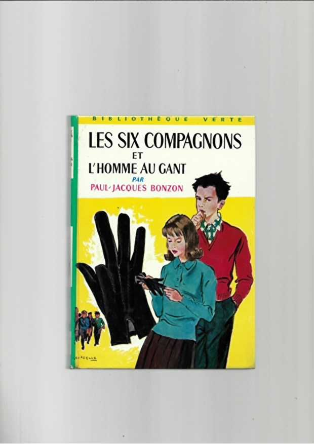 Les Six Compagnons Et L'homme Au Gant  n°231 de 1963 3 Saint-Jean-d'Angély (17)