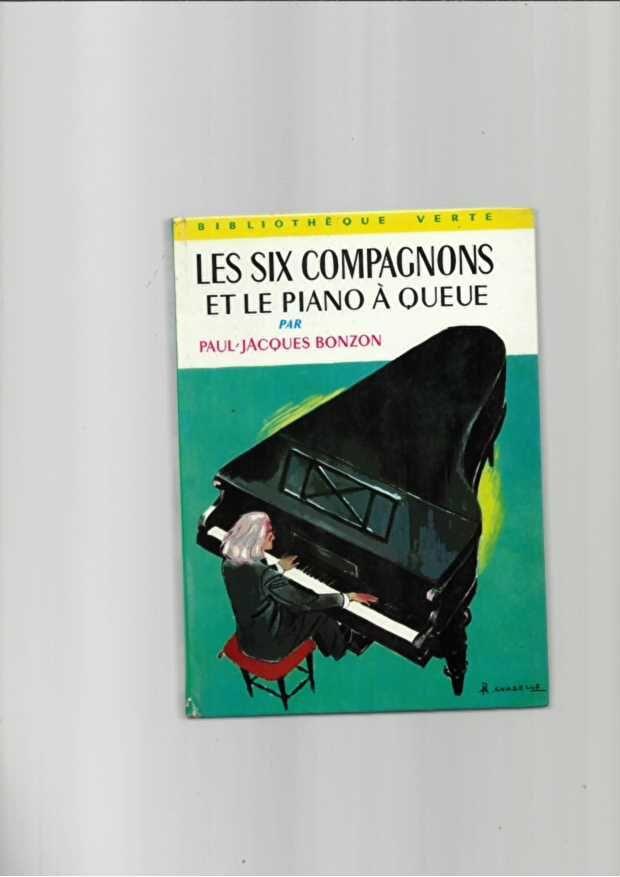 Les Six Compagnons Et Le Piano A Queue n°260 de 1966 3 Saint-Jean-d'Angély (17)