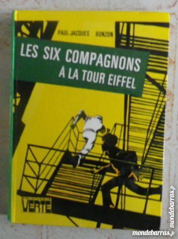 LES SIX COMPAGNONS A LA TOUR EIFFEL BV 1982 2 Attainville (95)