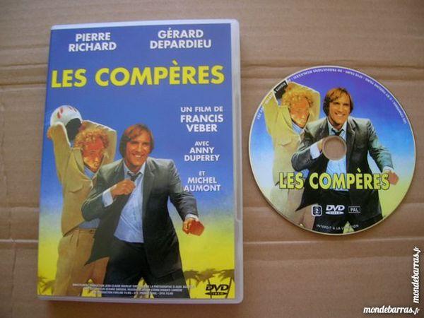DVD LES COMPERES - Depardieu et Richard 7 Nantes (44)
