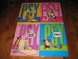 lot 4 bd LES PSY 3+12+14+LA COMPIL QUI A DU CHIEN dupuis
