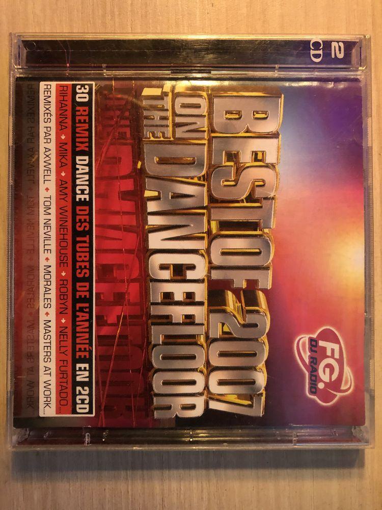 Compilation de musique dancefloor & House CD et vinyles