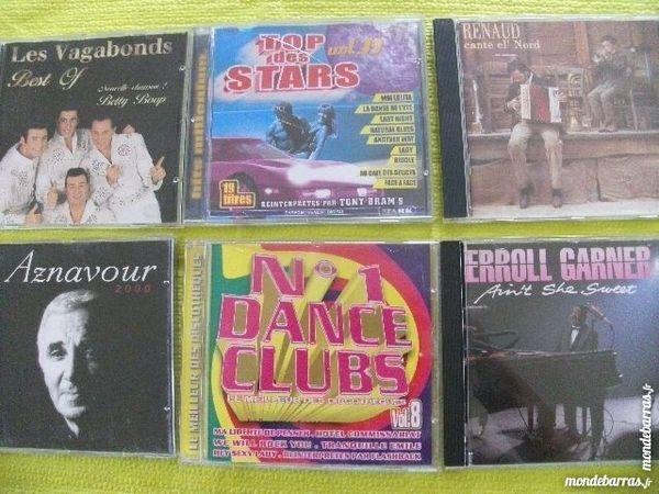 LOT DE 35 CD COMPILS 1 Roost-Warendin (59)