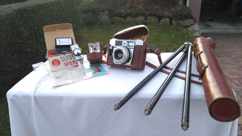 lot complet appareil photos Agfa 0 Avenheim (67)