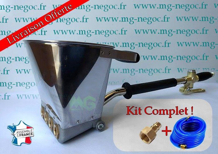 Kit complet - sablon à crépir PRO - envoi gratuit 119 Montpellier (34)