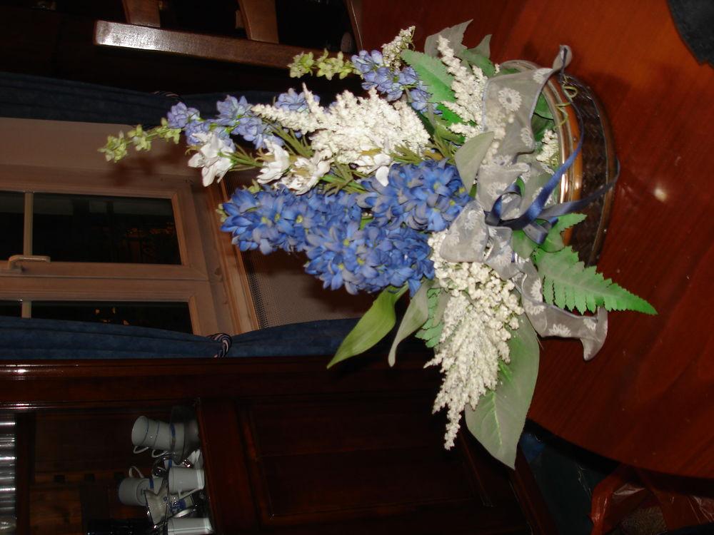 Composition florale 8 Paris 9 (75)