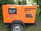 Compresseur DE CHANTIER pneumatique  Demag  2000 Bagnols-sur-Cèze (30)