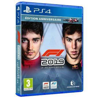 COMPTE PS4 F1 2019 35 Paris 15 (75)