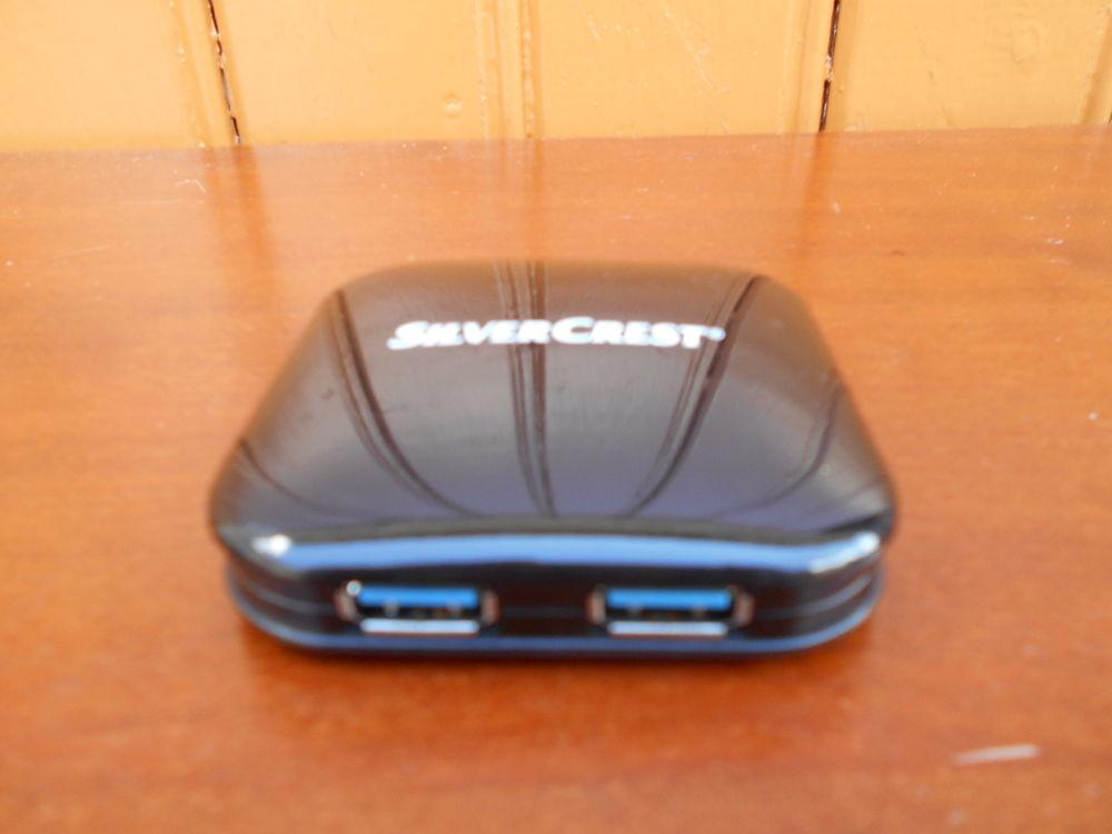 CONCENTRATEUR PORTS USB   SilverCrest    19 Dammarie-les-Lys (77)
