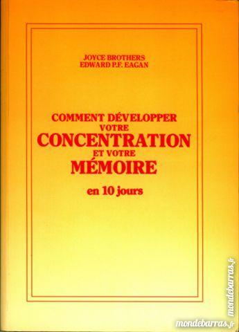 CONCENTRATION & MEMOIRE 0 Issy-les-Moulineaux (92)