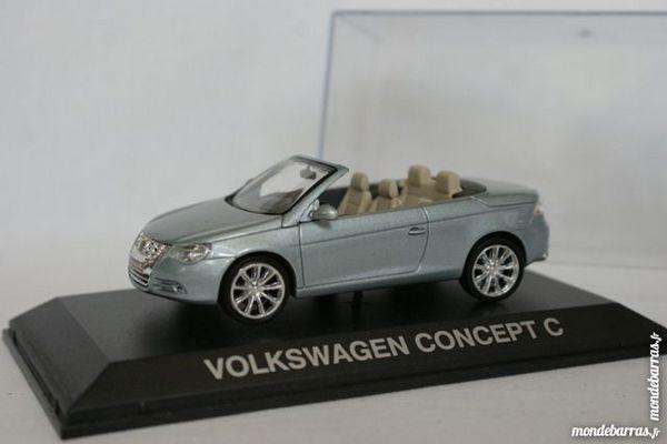 Vw Concept Car C Genève 2004 1/43 Norev NEUF boite 20 Guînes (62)