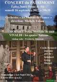 Concert samedi 16 sept 20h30 Eglise Notre Dame de Bû 0 Bû (28)