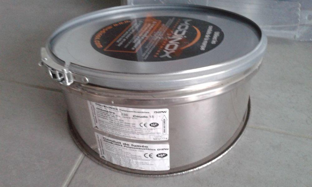 CONDUITS DE FUMEE DOUBLINOX 35 Wasquehal (59)